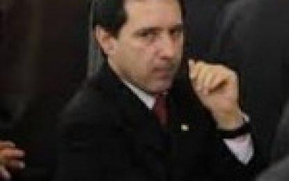 O deputado presidiário