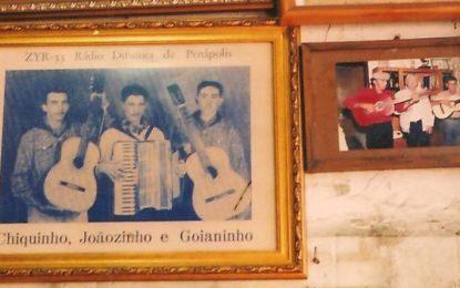 Trio sertanejo é um pouco da história de Penápolis em São Paulo