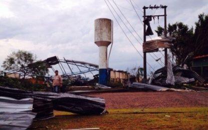 Angatuba ajuda vítimas de Taquarituba