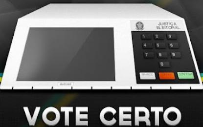 Ong Conscientização de Angatuba lança a Campanha Vote Certo