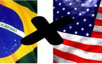 Braxil X EUA
