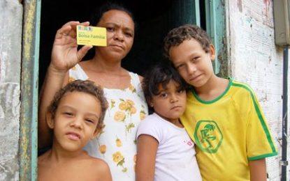 Bolsa-Família – prêmio internacional não é notícia