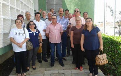 Prefeito Calá foge novamente  dos 33 denunciados. Falta à audiência