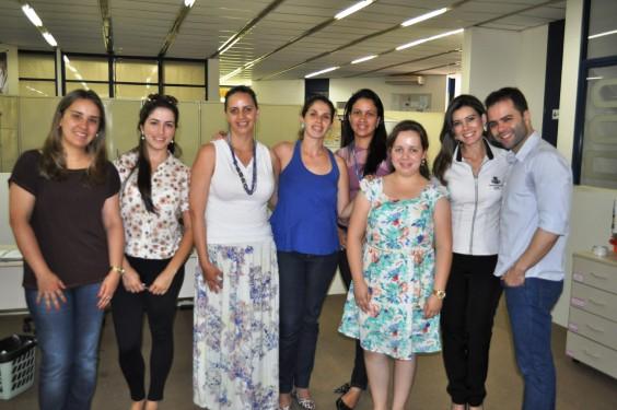 Equipes do NASF de Itapeva e Capão Bonito