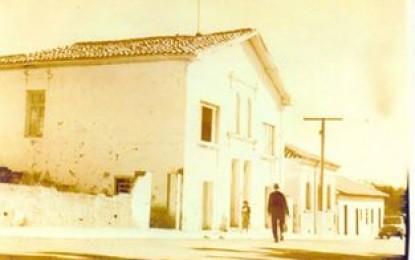 Outubro de 1962- Acesso à rodovia Raposo Tavares