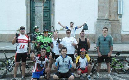 Angabikers agradece pelos apoios que propiciaram a viagem ciclística a Iguape e Ilha Comprida