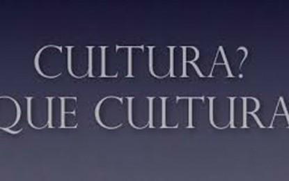 Em Angatuba, e a cultura? Como vai ?