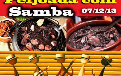 Galpão Bar, uma opção cultural para Angatuba, apresenta Feijoada com Samba