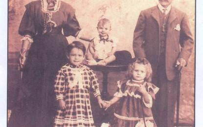 A família Orsi, desde a Itália