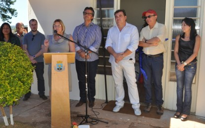 Prefeitura de Itapeva inaugura Centro de integração social na Vila Santa Maria