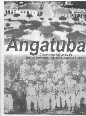 Capa da revista alusiva aos 120 anos da banda