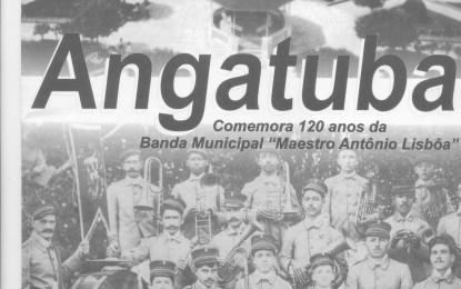 2008: Com alvorada, apresentação em missa e revista alusiva, Angatuba homenageia banda de música pelos 120 anos