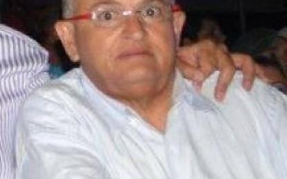 Pai do prefeito Calá lavra B.O. contra jornalista por causa de matéria publicada