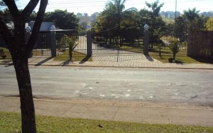 Vereadores peemedebistas pedem duas lombadas na rua Theodoro José Rodrigues