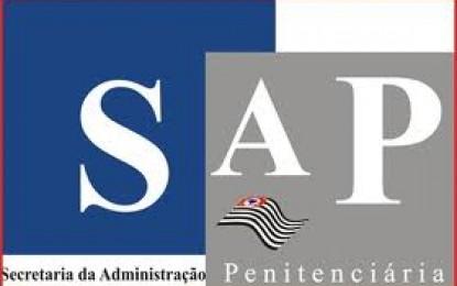 Secretaria dda Administração Penitenciária do Estado SP realiza concurso