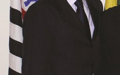 Fevereiro de 2009 -População pode esperar bons frutos da Câmara de vereadores, garante Afonsinho