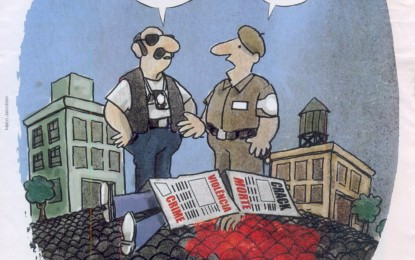 Anteprojeto de unificação das Polícias Civil e Militar