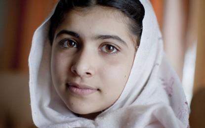 """Vale a pena ver de novo: em discurso na ONU, adolescente paquistanesa Malala diz que """"educação é solução"""""""