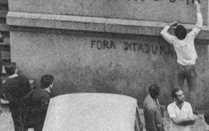 Quase 50 anos do Golpe de 1964: nada a comemorar!