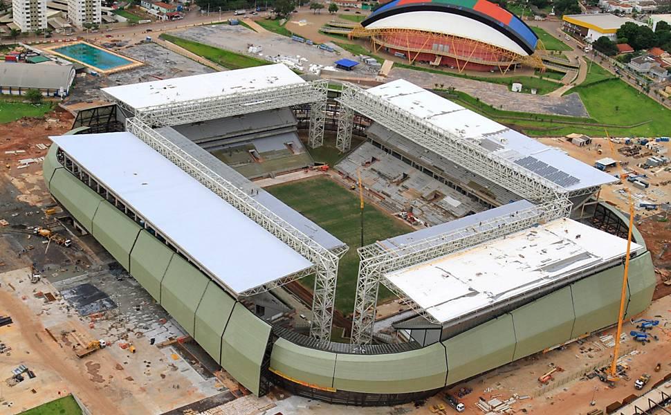 Copa do Mundo - arena pantanal