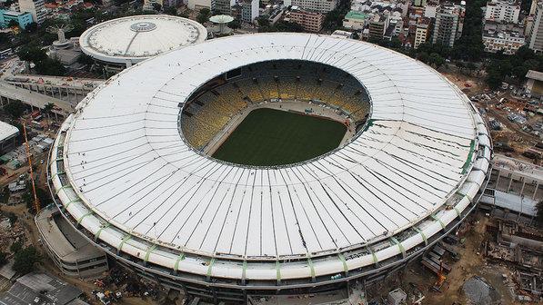 copa do mundo estadio maracanã