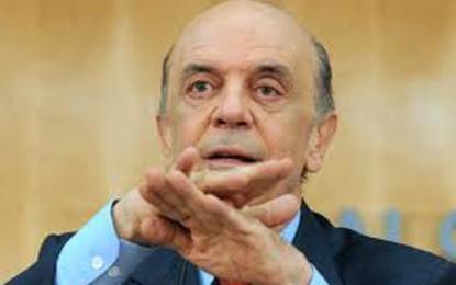 OUTUBRO DE 2010-  Serra anunciou medidas para abortos quando ministro em 1998