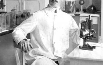 """Curiosidade histórica na Medicina: """"Não sou embusteiro"""", afirma Carlos Chagas em carta a colega em 1923"""