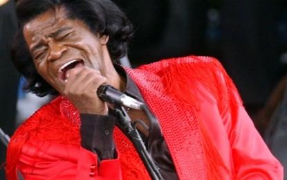 """O """"funk"""" brasileiro nada tem a ver com o verdadeiro funk, o  de James Brown"""