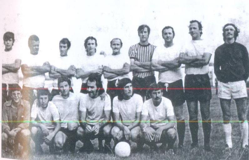 angatuba selecao de veteranos 1972