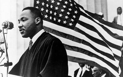 O que não se disse sobre Martin Luther King