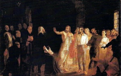 Tiradentes, o mártir: a luta e outras particularidades de sua vida