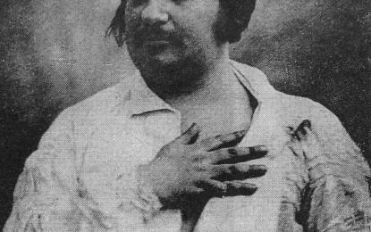 A sociedade e os grandes criminosos segundo Balzac