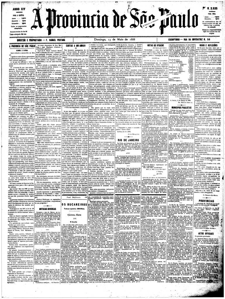 estadao acervo 1888