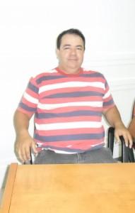 Vereador Renato Gomes, outro integrante da bancada situacionista.
