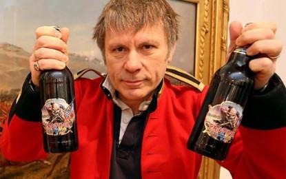 Cerveja Trooper (do Iron Maiden) vendeu 3.5 milhões de unidades sem propaganda