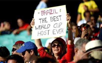 O Brasil ganhou a Copa
