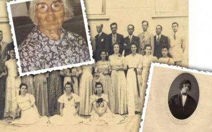 A ascendência das irmãs e professoras Euclydia e Julia Leite de Souza