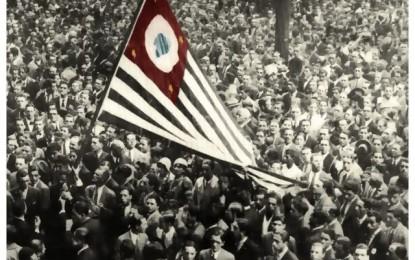 A Revolução de 1932 em uma curta retratação