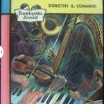 """""""A Orquestra Sinfônica"""" (1964)- Dorothy B Commins. Este livro apresenta o mundo da orquestra sinfônica: os músicos e seus instrumentos, o regente que dirige os músicos e interpreta a música, os grandes compositores do passado e do presente, as formas mais importantes de música orquestral, tais como overture, suíte, concerto, sinfonia, etc. Amplamente ilustrado, este é um livro indicado para músicos jovens e para jovens que amam a música."""