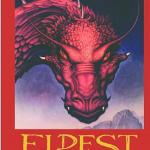 """""""Eldest"""" (2005) Christopher Paolini-  Eldest é um livro do escritor norte-americano Christopher Paolini, sendo o segundo da série Ciclo da Herança, iniciada com o volume Eragon. Lançado em 23 de agosto de 2005, é seguido de """"Brisingr"""". Na trama, Ajihad, líder dos Varden, é assassinado e sucedido por sua filha, Nasuada (a quem Eragon jura lealdade), enquanto os Urgals capturam Murtagh e os irmãos bruxos chamados Gêmeos. Eragon, Arya e o anão Orik vão para Ellesméra (capital dos elfos escondida na Floresta Du Weldenvarden), onde Eragon deve continuar seu treinamento, feito por um cavaleiro ancião e dragão sobrevivente, Oromis e Glaedr, ambos debilitados. Apercebe-se de que gosta de Arya e confessa-lho, mas ela rejeita-o e não tarda a ir-se embora. Entretanto, na celebração do juramento de sangue, Eragon é transformado em semi-elfo e curado da cicatriz. ...Christopher Paolini (Los Angeles, 17 de novembro de 1983) é um escritor de ascendência italiana de literatura fantástica e ficção. Ficou mundialmente famoso por essa série, dividida em quatro volumes, que já vendeu cerca de 25 milhões de exemplares mundialmente, em cerca de 41 países em que a obra foi publicada."""