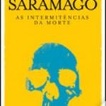 """""""As Intermitências da Morte"""" (2005)- José Saramago. A frase inicial do livro """"No dia seguinte ninguém morreu"""" é ponto de partida para ampla divagação sobre a vida, a morte, o amor e o sentido, ou a falta dele, da nossa existência. Fiel ao seu estilo e ainda mais sarcástico e irônico, Saramago vai além de reflexões existenciais, fazendo uma dura crítica a sociedade moderna (o país da obra é fictício) ao relatar as reações da Igreja, do Governo, do Clero, dos repórteres, dos filósofos, dos economistas, das funerárias, casas de pensão, hospitais, seguradoras, das famílias com um moribundo em casa, da máphia, etc. ode-se dividir a obra em três partes. A primeira é a intermitência da morte, uma visão panorâmica dos fatos a partir do dia  1º de janeiro, quando ninguém mais morreu naquele país. Aqui são abordados os paradoxos da ausência da morte, conflitos, discussões e soluções para o problema dos que não morrem nem podem voltar a viver, os moribundos."""