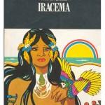 """""""Iracema"""" (1865)- José de Alencar. Iracema, lenda do Ceará é um romance da literatura romântica brasileira publicado em 1865 e escrito por José de Alencar, fazendo parte da trilogia indianista do autor. Os outros dois romances pertencentes à trilogia são  """"O guarani"""" e """"Ubirajara"""". """"Iracema"""" é um termo do nheengatu que significa """"saída de abelhas, enxame"""" (irá, abelhas + sema, saída). É um anagrama da palavra """"América"""". Na obra, o escritor José de Alencar explica que """"Iracema"""" é um termo originário da língua tupi que significa """"lábios de mel"""": porém, segundo o tupinólogo Eduardo de Almeida Navarro, tal etimologia não é correta. José Martiniano de Alencar (Messejana/CE, 1º de maio de 1829 / Rio de Janeiro, 12 de dezembro de 1877), jornalista, político, advogado, orador, crítico, cronista, polemista, romancista e dramaturgo brasileiro. Formou-se em direito, iniciando-se na atividade literária no Correio Mercantil e Diário do Rio de Janeiro. Foi casado com Ana Cochrane. Era filho do senador José Martiniano Pereira de Alencar, irmão do diplomata Leonel Martiniano de Alencar, barão de Alencar, e pai de Augusto Cochrane de Alencar."""