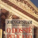 """""""O dossiê Pelicano"""" (1992)- John Grisham Jr.  Dois juízes: Rosenberg, famoso por defender causas liberais, Jensen, suspeito de tendências homossexuais. Um único assassino: terrorista, procurado em nove países diferentes, implacável, a serviço de um mandante insuspeitado. Quando a estudante de direito Darby Shaw começa a decifrar os dados de dois crimes que abalam a opinião pública americana, está apenas exercitando sua argúcia de primeira aluna. Depois do assassinato do professor Callahan, seu namorado, a questão adquire contornos deluta pela sobrevivência. Qual seria a relação das mortes com um lento processo envolvendo uma companhia petrolífera e uma pequena entidade, a Fundo Verde, interessada em impedir a extinção do pelicano marrom? Com a ajuda do jornalista Gray Grantham e tendo como pano de fundo a exótica Nova Orleans, Darby Shaw desmascara conexões capazes de derrubar um presidente. Com O dossiê pelicano, John Grisham se estabelece como autor de ritmo tenso e personagens convincentes a serviço de tramas sempre impecáveis. John Ray Grisham Jr. (Jonesboro, Arkansas, 8 de fevereiro de 1955) é  o sexto escritor mais lido nos Estados Unidos da América, segundo a Publishers Weekly."""