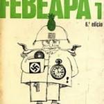 """""""O festival de Besteiras que Assola o País"""" ( 1967 )-  O livro """"Febeapá I, O Festival de Besteiras que Assola o País"""" é a primeira obra dos três volumes, escritas pelo humorista Sérgio Porto, ou melhor, Stanislaw Ponte Preta (pseudônimo que usava para assinar suas obras). O livro, foi publicado em 1967, é uma sátira dos militares que estava controlando o país em virtude do golpe militar de 1964. O golpe recebeu o carinhoso apelido de """"Redentora"""", uma alusão a """"época de ouro para a besteira nacional"""" como se costumava falar. O humor de Sérgio Porto não permitiu que as demasiadas burrices cometidas pelos militares pudessem passar sem que fossem expostas ao ridículo. Sérgio Marcus Rangel Porto (Rio de Janeiro, 11 de janeiro de 1923 / 30 de setembro de 1968), cronista, escritor, radialista e compositor. Era mais conhecido por seu pseudônimo Stanislaw Ponte Preta.Começou sua carreira jornalística no final dos anos 40, atuando em publicações como as revistas Sombra e Manchete e os jornais Última Hora, Tribuna da Imprensa e Diário Carioca. Nesse mesmo período Tomás Santa Rosa também atuava em vários jornais e boletins como ilustrador. Foi aí que surgiu o personagem Stanislaw Ponte Preta e suas crônicas satíricas e críticas, uma criação de Sérgio juntamente com Santa Rosa - o primeiro ilustrador do personagem -, inspirado no personagem Serafim Ponte Grande de Oswald de Andrade. Porto também contribuiu com publicações sobre música e escreveu shows musicais para boates, além de compor a música """"Samba do Crioulo Doido"""" para o teatro rebolado."""
