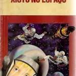 """""""Xisto no espaço"""" (1957)- Lúcia Machado de Almeida. Ganhadora de diversos prêmios literários, a mineira Lúcia Machado de Almeida tem um lugar de destaque na história de literatura infantojuvenil brasileira. Um de seus livros mais aclamados, """"Xisto no espaço"""" é o segundo da famosa tríade de aventuras de Xisto, e leitura indispensável aos jovens. Neste volume da saga, o Universo. Assim, ao lado de seu inseparável amigo Bruzo, Xisto empreenderá uma longa e perigosa viagem interestelar, a bordo de sua astronave, e enfrentará terríveis alienígenas. Com uma aventura que mistura fantasia e ficção científica, esta obra seduz e estimula a imaginação, despertando o interesse do jovem pela leitura. Lúcia Machado de Almeida (São José da Lapa, Minas Gerais, 1910 / Indaiatuba, 30 de abril de 2005) é autora de livros infanto-juvenis de sucesso, principalmente entre os jovens dos anos 1980, e são editados até hoje."""