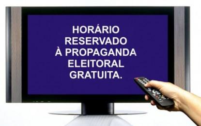 Horário eleitoral no rádio e TV começa nesta terça-feira (19)
