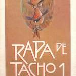 """""""Rapa de tacho 1"""" (      )- Apparício Silva Rillo.   """"Rapa de Tacho 1"""" é o primeiro livro da série homônima. A série  é uma coletânea de causos gauchescos.  Apparício Silva Rillo (Porto Alegre, 8 de agosto de 1931 / São Borja, 23 de junho de 1995) ,  poeta, folclorista e escritor. Apesar de nascido em Porto Alegre, fixou residência em São Borja. Publicou artigos e ensaios na imprensa, livros de contos e de poesia e peças de teatro. Autor de Literatura de Latrina, sobre frases escritas nos sanitários das cidades gaúchas,Já se vieram 1978 e a série Rapa de Tacho. Ganhador do Prêmio Ilha de Laytano em 1980 e do Prêmio Nacional de Crônicas em 1978. Foi membro da Academia Rio-grandense de Letras e da Academia da Estância da Poesia Crioula. Escreveu diversas músicas em parceria com Luís Carlos Borges e Mario Barbará. Em São Borja têm uma escola em sua homenagem, que se chama: Escola Estadual Aparício Silva Rillo. É o autor dos hinos de São Borja, Cerro Largo e Santa Rosa."""