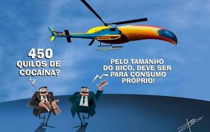 Cocaína, Perrelas, Corrupção, PSDB, Aécio e Imprensa
