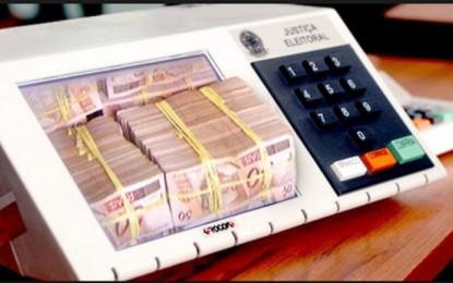 Como o PSDB arruma tanto dinheiro para fazer sua campanha?