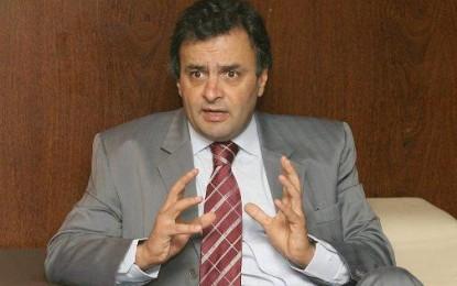 A organização criminosa que apoiou Aécio Neves
